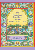 Nourishing Traditions Book for babies