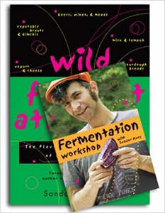 Wild Fermentation Book& DVD