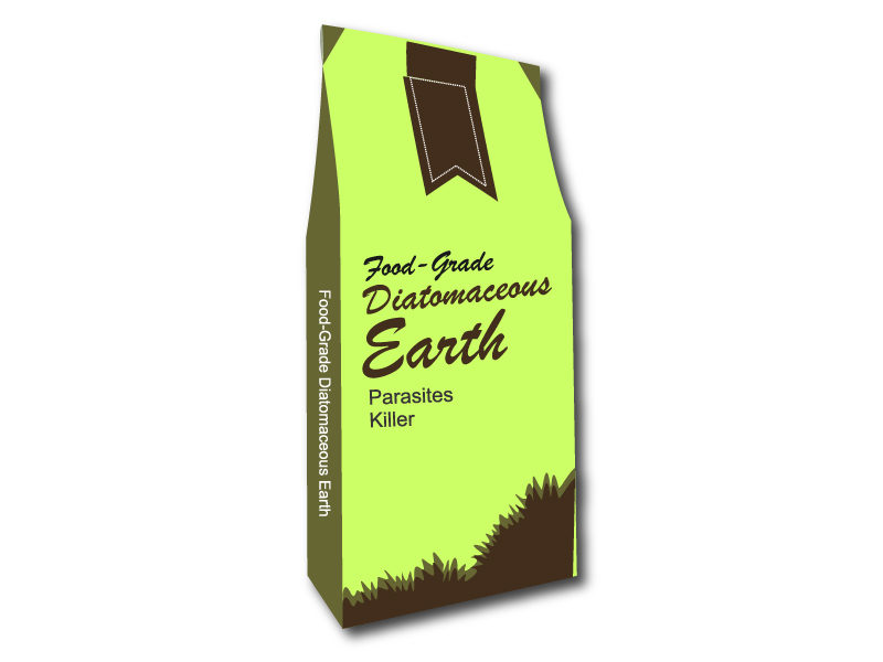 The Power of Food Grade Diatomaceous Earth!